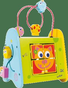 BOIKIDO Multi-aktívna hračka/skrinka