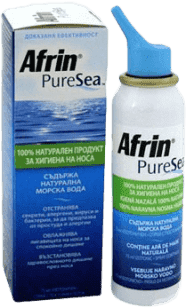 AFRIN Pure Sea Isotonic 75 ml