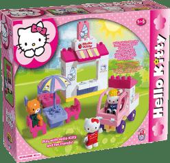 UNICO Hello Kitty Stavebnica – Cukráreň 43ks