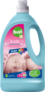 BUPI Baby Color płyn do prania do skóry wrażliwej 3 l