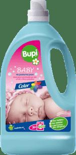 BUPI Baby Color tekutý prací prostředek pro citlivou pokožkou 3 l