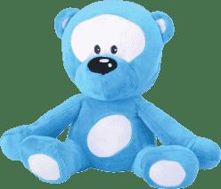 MIKRO TRADING Medvedík modrý v tme svieti