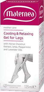 MATERNEA chladiace a relaxačné krém na nohy 125 ml