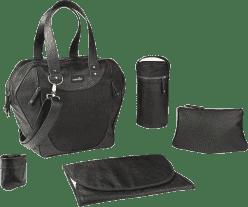 BABYMOOV prebaľovacia taška City Bag Black