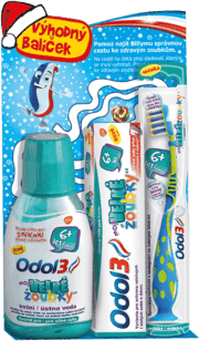 ODOL3 výhodný balíček