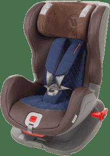 AVIONAUT Fotelik samochodowy GLIDER ROYAL FIT (9-25kg) - brązowo-niebieski
