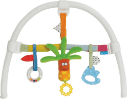TAF TOYS Zabawki do wózka Clip-on