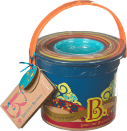 B-TOYS Bazillion Bucket Wkładane kubełki