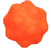 B-TOYS Mini piłeczki Oddballs Orange