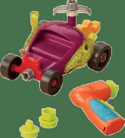 B-TOYS Klocki samochód wyścigowy