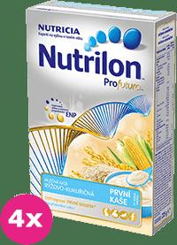 4x NUTRILON ProFutura ryžovo-kukuričná (225g) - mliečna kaša
