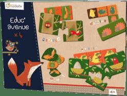 AVENUE MANDARINE Sada hier pre deti od 4 rokov
