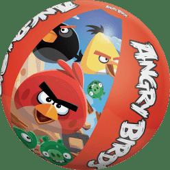 BESTWAY Piłka plażowa aqua-speed Angry Birds 51cm