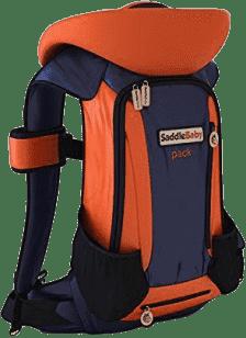 SADDLEBABY pack – Plecak i nosidełko na ramiona
