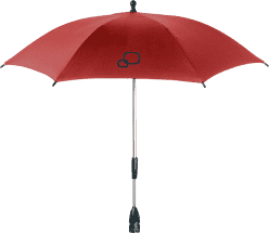 QUINNY Parasol, kolor Red Rumour
