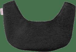 BABYBJÖRN Śliniaczek do nosidełka - czarny