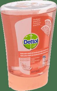 DETTOL Náplň do bezdotykového dávkovače – Grapefruit (250 ml)