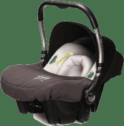 CASUALPLAY Fotelik samochodowy Baby 0 plus 0-13 kg 2015 - Lava rock