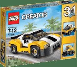 LEGO® Creator Samochód wyścigowy