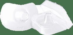 LOVI Chránič prsnej bradavky 2ks L-veľký