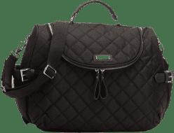 STORKSAK Prebaľovacia taška Poppy čierna