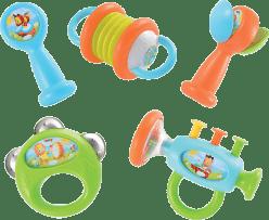 SIMBA Cotoons zestaw instrumentów muzycznych
