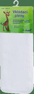 T-TOMI Mikrovláknové vkládací pleny, 2kusy