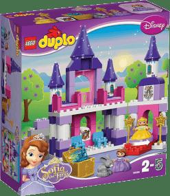 LEGO® DUPLO® Księżniczka Sofia I – Królewski zamek