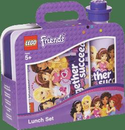 LEGO® Friends svačinový set, levadulová