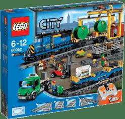 LEGO® City Trains Pociąg towarowy