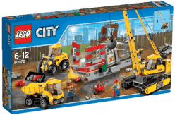 LEGO® City Demolition Rozbiórka