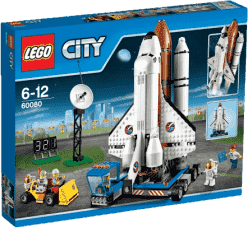 LEGO® City Space Port Kosmodrom