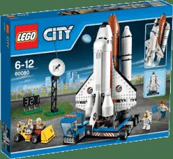 LEGO® City Space Port Kozmodróm