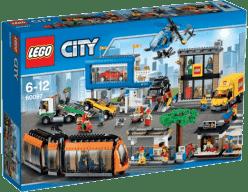 LEGO® City Town Plac miejski