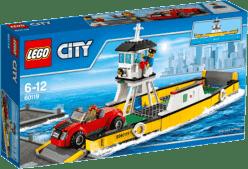 LEGO® City Great Vehicles Přívoz