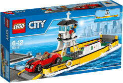 LEGO® City Great Vehicles Prom