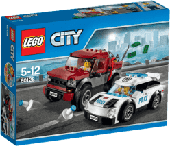 LEGO® City Police Policajná naháňačka