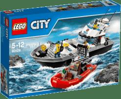 LEGO® City Police Policyjna łódź patrolowa