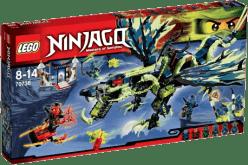 LEGO® Ninjago Atak smoka Morro