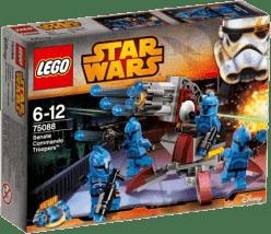 LEGO® Star Wars TM Senate Commando Troopers ™