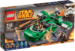 LEGO® Star Wars TM Śmigacz Flash