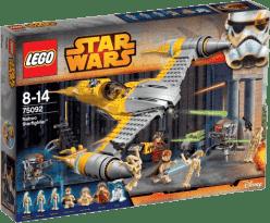 LEGO® Star Wars TM Naboo Starfighter ™ (Hviezdna stíhačka Naboo)