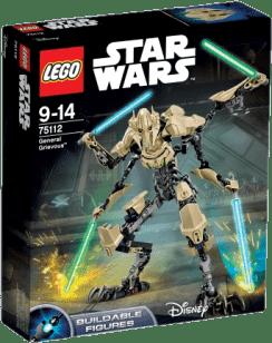 LEGO® Star Wars TM – Figurka Generał Grievous™