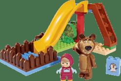 BIG Bloxx Máša a medveď - Pool Fun