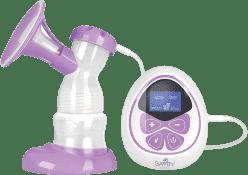 BAYBY Elektrická 2-fázová odsávačka materského mlieka