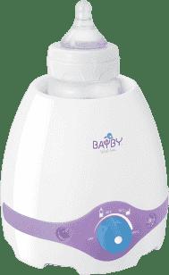 BAYBY Ohřívač kojeneckých lahví 3v1