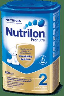 NUTRILON 2 ProNutra (800 g) - kojenecké mléko