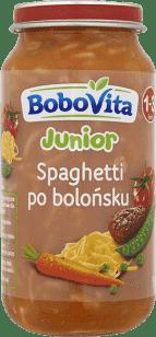 BOBOVITA Spaghetti po bolońsku (250g)