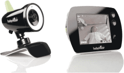 BABYMOOV Video baby monitor TOUCH SCREEN 2015