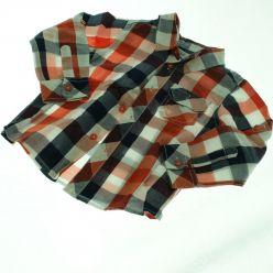 Košile dlouhý rukáv F&F
